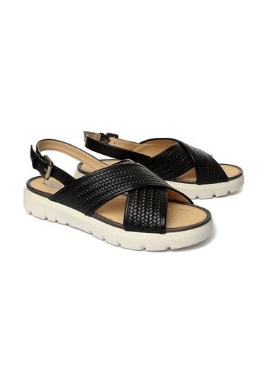 Geox Sandalet Siyah